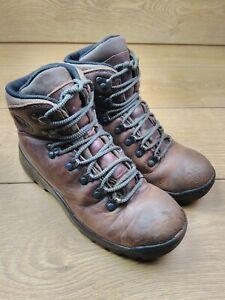 Women's Merrell Vibram Sole Walking/Hiking Boots UK 5