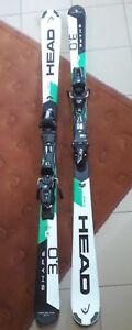Ski Head Shape 3.0 mit Bindung PR 10