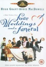 Four Weddings And A Funeral comedy romantic feel good coming of age cult family