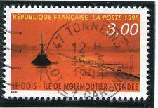 TIMBRE FRANCE OBLITERE N 3167  ILE DE NOIRMOUTIER /