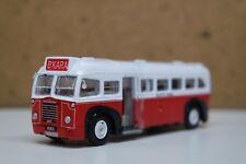 Corgi OOC #OM41006 - AEC 4Q4 - Malta - Red/White (T1)