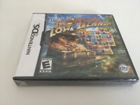 Jewels of the Tropical Lost Island (Nintendo DS, 2010) DS NEW