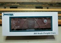 "INDUSTRIAL RAIL HO Scale 40' Outside Braced Wood Side Boxcar ""Great Northern"""