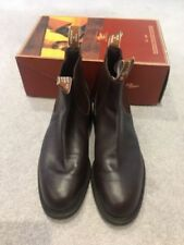 R.M. Williams Chelsea Boots 100% Leather Boots for Men