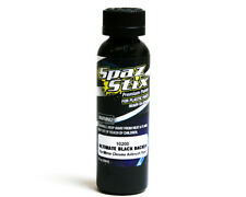 Spaz Stix Ultimate Black Backer For Mirror Chrome Paint 2oz Szx10200
