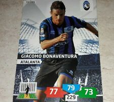 CARD ADRENALYN 2013/14 CALCIATORI PANINI ATALANTA BONAVENTURA CALCIO FOOTBALL