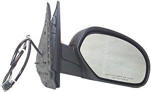 Door Mirror fits 2007-2013 GMC Yukon,Yukon XL 1500 Sierra 1500 Sierra 2500 HD  D