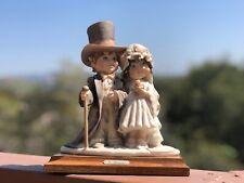 G. Armani #132C Bride & Groom Love Wedding Rare. Retired Italy