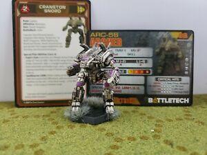 Battletech Clan Invasion Archer Painted- FREE SHIPPING Kickstarter