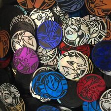 POKEMON 500 RANDOM COLLECTIBLE COINS HOLO LARGE HEAVY DUPLICATION (BRAND NEW)