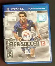 FIFA Soccer 13 Opened Near Mint US PS VITA