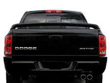 Dodge Ram SRT10 Rear Wing Spoiler Fits 2002-2017 Bolts On Side Bed Rails Primed