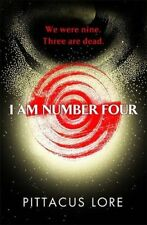 I Am Number Four (Lorien Legacies),Pittacus Lore- 9780141332475