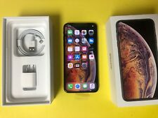 Apple iPhone Ten XS Max - 64GB - Gold (AT&T) A1921 - Brand NEW