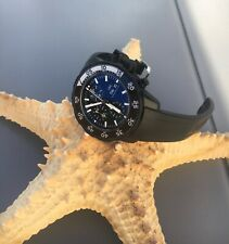 IWC Aquatimer chrono Galapagos Edition