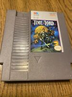 Time Lord  (Nintendo Entertainment System NES) Cart Only GREAT