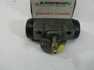 Auto Specialty W-84006 Drum Brake Wheel Cylinder - Rear Left / Right
