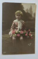 """""""Geburtstag, Kinder, Mode, Blumen"""" 1914 ♥"""