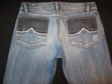 Diesel Mens Jeans Zaf Distressed Wash 796 or Boyfriend Crop Sz 34 X 25