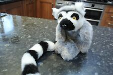 Original Vintage BUSH BABY Hand Puppet by Downman Soft Touch