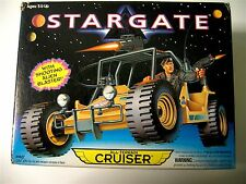NIB 1994 Stargate Movie CRUISER Hasbro Action Figure accessories TOY (A)
