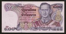 500 Baht Serie 13 Sign 58 Thailand 1987 UNC