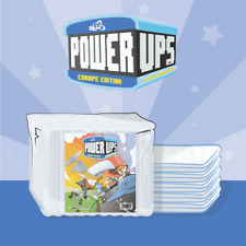 ABUniverse ABU PowerUps Europe Edition ABDL Boosters - Pack of 20