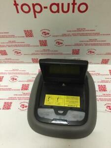 Ecran DVD PEUGEOT 607 PHASE 2 Diesel /R:6362345