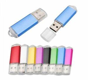 wholesale/lot/bulk (10 pcs) usb flash drive memory stick thumb jump pen u disk