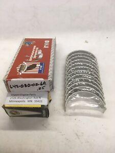 Fits MERCEDES BENZ ML350 DIESEL V6 2010-11 Rod Bearing Set 642-030-02-60-.25