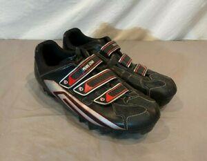 Pearl Izumi Select Mountain Bike Shoes w/SPD Cleats EU 48 US Men's 13 GREAT