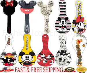 Brand New Design Disney Spoon Rest Mickey Minnie Pooh Spoon Rest Original