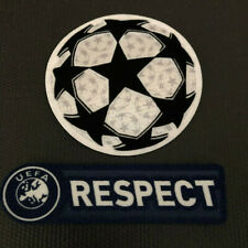 Champions League Patch Football Shirt Soccer Jersey Retro Felt Badge 2012