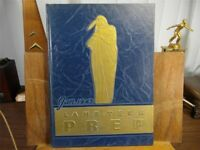 Jan. 1947 Lane Technical High School Prep Semi-Annual Yearbook Chicago Illinois