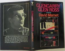 DAVID MAMET Glengarry Glen Ross SIGNED FIRST EDITION