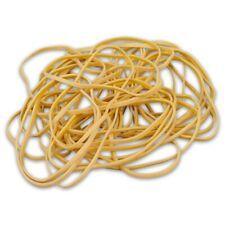 Lot de 100g bracelets élastiques en caoutchouc naturel 8cm x 2mm