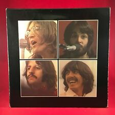 THE BEATLES Let It Be 1970 UK Vinyl LP 1st Pressing Box Set Complete EXCELLENT