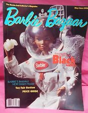 Barbie Bazarr .The Barbie Doll Collector'S Magazine.May/June 1996