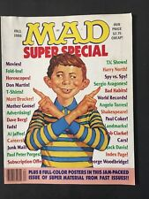 Mad Magazine Fall 1986 Super Special
