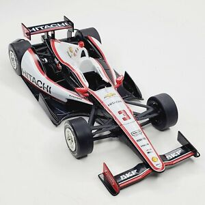 Auto World Round 2 Indy 500 Helio Castroneves #3 Penske 1:24 Die-cast Model Car