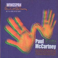 Wingspan: Hits and History by Paul McCartney (CD, May-2001, Parlophone)