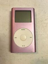 iPod Mini Pink 4GB
