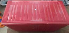 Earthenware Red 10 X 4 Real Home