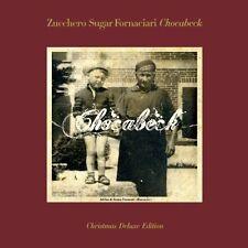 "ZUCCHERO ""CHOCABECK"" RARO BOX CHRISTMAS LIMITED CD+DVD+VINILE+POSTER - SIGILLATO"