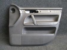 LEDER Türverkleidung vorne rechts VW Touareg Verkleidung Tür anthrazit