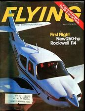 Flying Magazine May 1976 260-hp Rockwell 114 EX w/ML 120316jhe