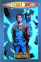 Doctor Who Volume 1: Fugitive Tenth Doctor TPB 2013 IDW Comics