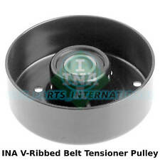 INA V-Ribbed Belt Tensioner Pulley - Width: 31mm - 531 0571 10 - OE Quality