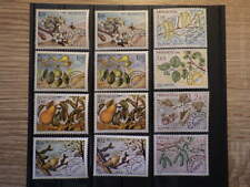 Timbres Stamps MONACO Neufs MNH ** 4x3 Préo 1986 1988 1989 Complet