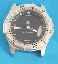Tag Heuer WK111A-0 watch  for Parts Doesn't Work
